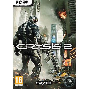 Crysis 2 Video Game PC