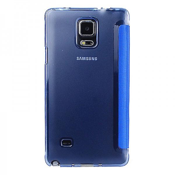 Smart cover window light blue for Samsung Galaxy touch 4 N910 N910F