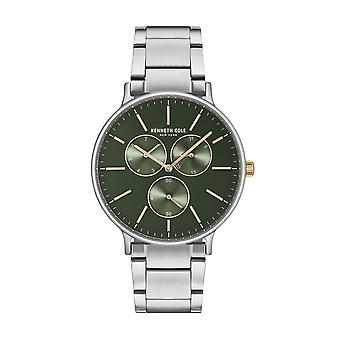 Kenneth Cole New York reloj reloj de pulsera de acero inoxidable KC14946009