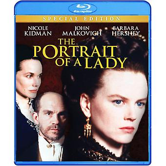 Portrait of a Lady [Blu-ray] USA import