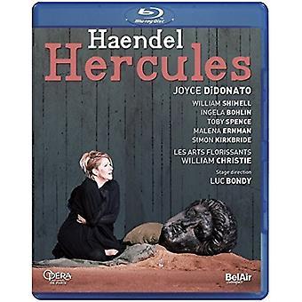 Haendel: Herkules [Blu-ray] USA importerer