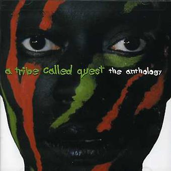 Tribe Called Quest - antologi [CD] USA importerer
