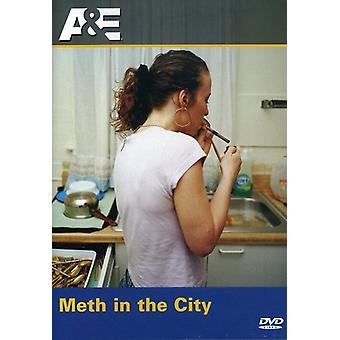 Meth in the City [DVD] USA import