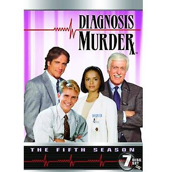Diagnosis Murder: Season 5 [DVD] USA import