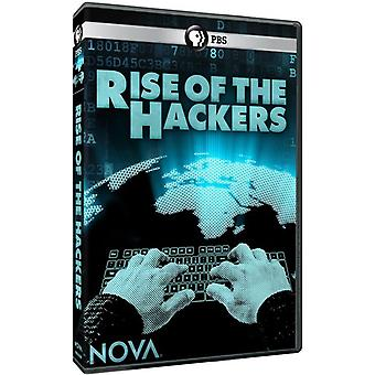 Nova: Rise of the Hackers [DVD] USA import