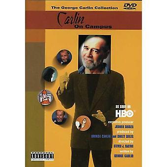 George Carlin - Carlin on Campus [DVD] USA import