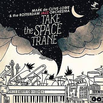Lowe, Mark De Clive & Rotterdam Jazz Orchestra - tage plads Trane [CD] USA importen