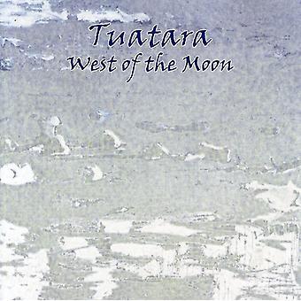 Tuatara - øst for solen / vest for månen [CD] USA importen