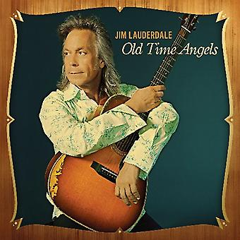 Jim Lauderdale - gamle tid engle [CD] USA import