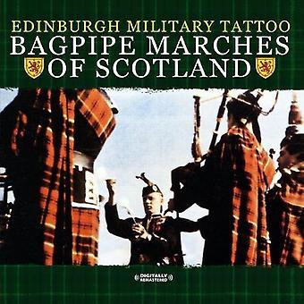 Edinburgh Military Tattoo - Dudelsack von Schottland [CD] USA import