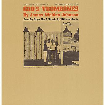 Bryce Bond - God's Trombones by James Weldon Johnson [CD] USA import