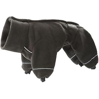 Hurtta Full Black Polar Width Medium size (Dogs , Dog Clothes , Coats and capes)
