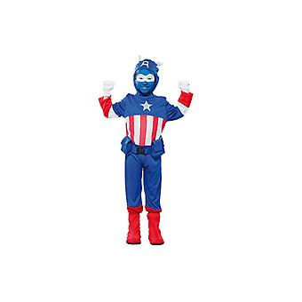 America costume America hero costume for children