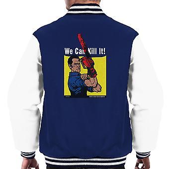 Vi kan dræbe det Ash Vs onde døde mænds Varsity jakke