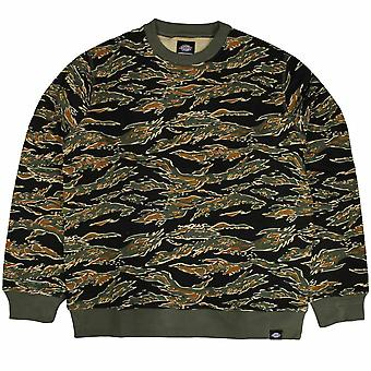 Dickies North Prairie Sweatshirt Tiger Camo