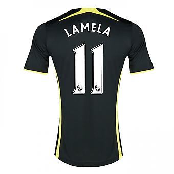 2014-15 Tottenham Away Shirt (Lamela 11)