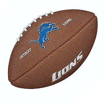 WILSON detroit lions NFL mini american football