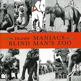 10000 Maniacs - Blind Man's Zoo [CD] USA import
