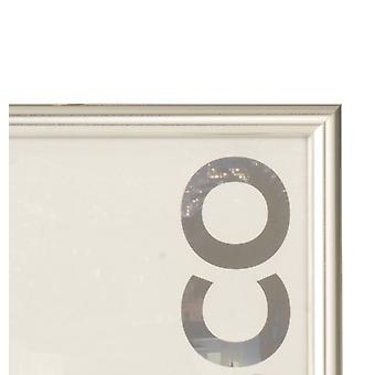 Frisco Photo Picture Frame Black or Silver Various Sizes