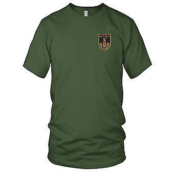US Navy DD-775 USS Willard Keith gestickt Patch - Kinder T Shirt