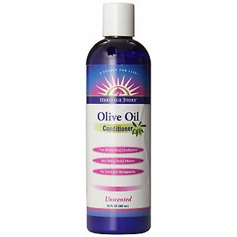Erbe-Shop Olivenöl Conditioner, Unscented 12 oz