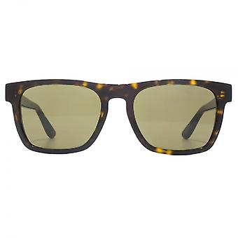 Saint Laurent SL M13 Sunglasses In Havana