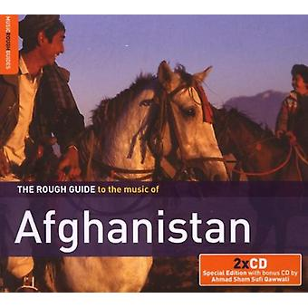 Rough Guide for musik af Afgahnistan - Rough Guide af musik af Afgahnistan [CD] USA importerer