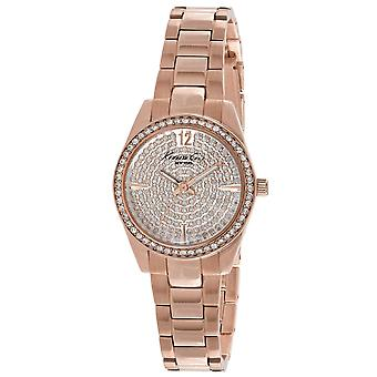 Kenneth Cole New York women's wrist watch analog stainless steel KC0005