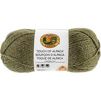 Touch Of Alpaca Yarn-Olive 674-132