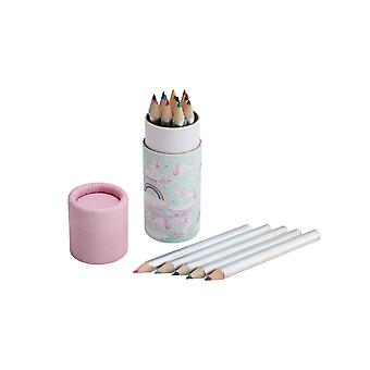 CGB Giftware Cloud Nine Small Unicorn Hologram Pencil Pot
