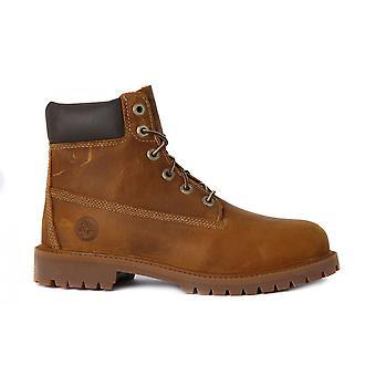 Timberland 6 pulgadas Premium WP 80904 universal todos los zapatos de las mujeres año
