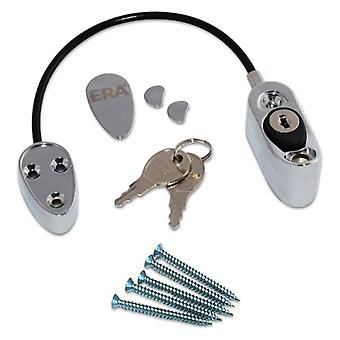 ERA Safety & Security Locking Cable Restrictor For Windows & Doors