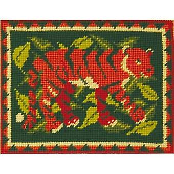 Tom's Tiger Needlepoint Canvas
