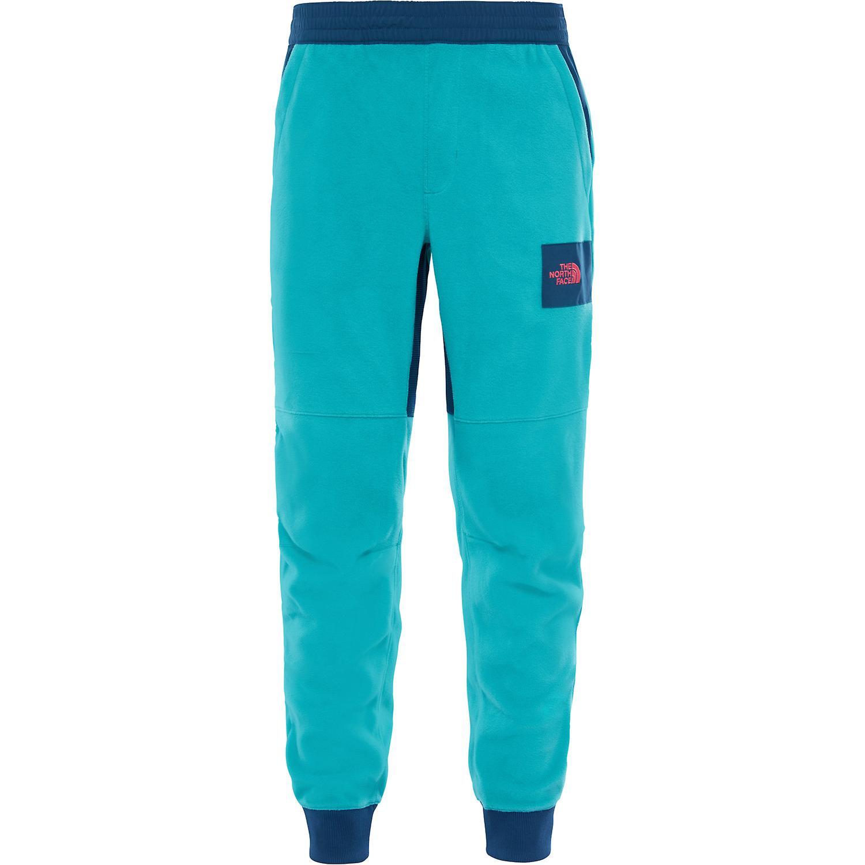 Pantalons de Jogging en molleton North Face étiquette noire 1990 personnel