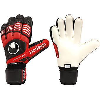 UHLSPORT ELIMINATOR SUPERSOFT BIONIK Goalkeeper Gloves Size