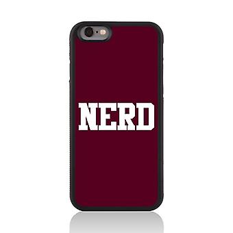 Call Candy Apple iPhone 7 Nerd 2D Printed Case