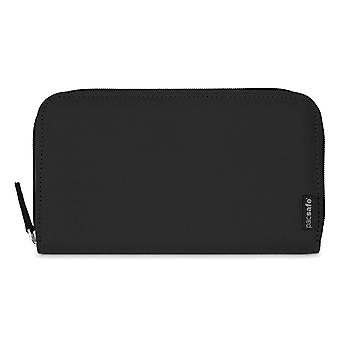 Pacsafe RFIDSafe LX250 Zipped Travel Wallet - Black