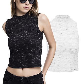 Urban classics dames - tortue espace chemise haut de colorant