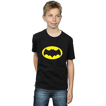 DC Comics jungen Batman TV-Serie Logo T-Shirt