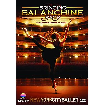 Kevin Kline - Bringing Balanchine Back-New York City Ballet [DVD] USA import