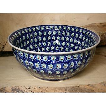 Golven rand Bowl, 2e keuze, Ø 29 cm, hoogte 11 cm, 59 - traditie BSN 60295