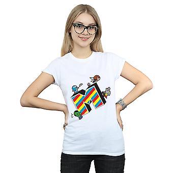 Kawaii M de la femme de merveille est pour Marvel T-Shirt
