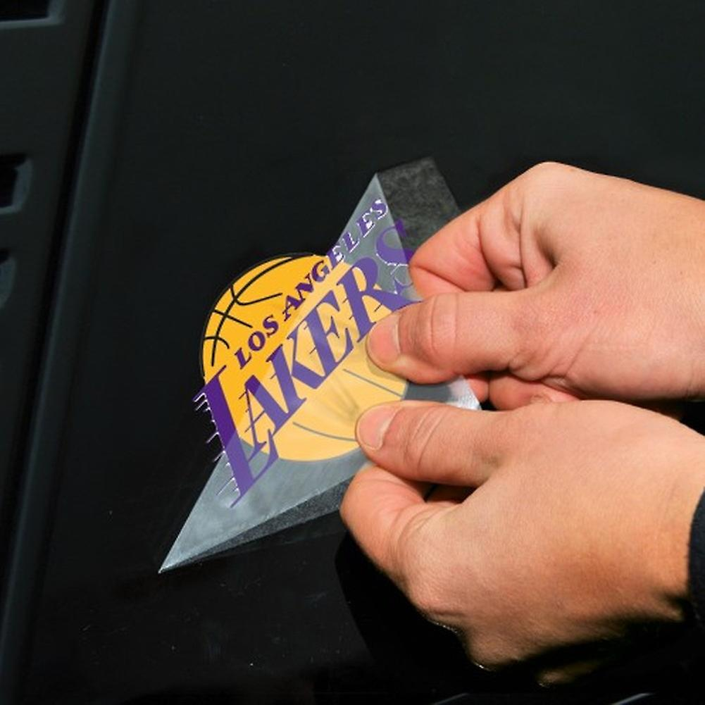 Wincraft decalque 10x10cm - NBA Los Angeles Lakers