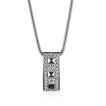 s.Oliver jewel ladies chain necklace silver Zyrkonia SO632/1 - 385718