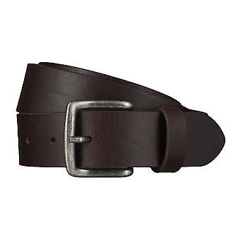 Cinturones de Lee cinturones hombre cuero cinturón marrón 4634