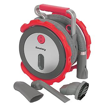 Sealey Cpv100 Car Vacuum Cleaner Wet & Dry 12V