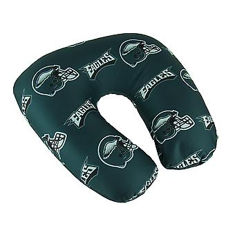 NFL Philadelphia Eagles Beaded Travel Neck Pillow