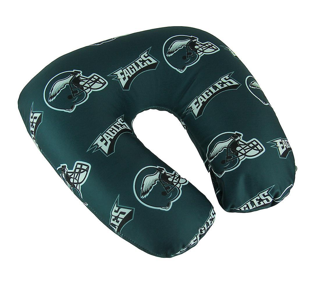 NFL Philadelphia Eagles Beaded Travel Neck Pillow