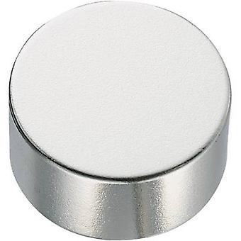 Permanent magnet Circular N35 1.24 T Temperature limit (max.): 8