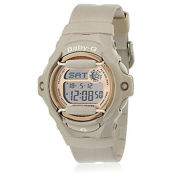 Casio Baby-G Damenuhr Rose Gold-Ton BG169G-4CR
